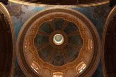 Lady of Victory Church, Malta Royalty Free Stock Images