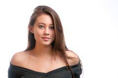 ladybarn Arkivfoto