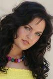 ladybarn Royaltyfri Fotografi