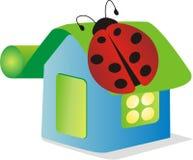 ladybird иллюстрация вектора