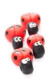 ladybirds Стоковая Фотография