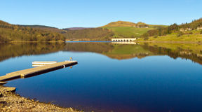Ladybower reservior Royalty Free Stock Photo