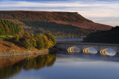 Ladybower reservoir Stock Images