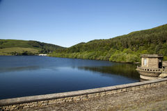 Ladybower Reservoir Stock Photography