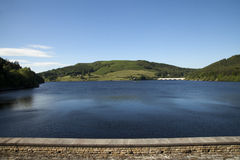 Ladybower Reservoir stock images