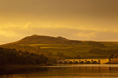 Ladybower reservoir, Peak District Royalty Free Stock Image