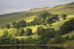 Ladybower Reservoir, Peak District; England Royalty Free Stock Photo