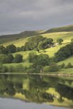 Ladybower Reservoir, Peak District; England Stock Images