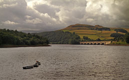 Ladybower Reservoir Stock Photo