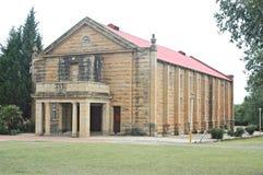 Ladybrand city hall Royalty Free Stock Photo