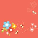 Ladybug Life Stock Images