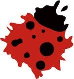 Ladybug Logo Abstract Stock Photos