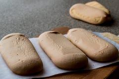 Ladyfinger or Savayer Cookies / Biscuits. Stock Image