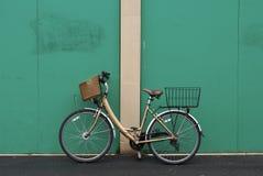 ladys велосипеда Стоковые Изображения