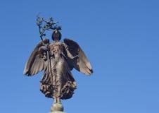 Ladysmith pomnik w Cardiff Obraz Stock