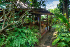 Lae подола понедельника, Uttaradit, Таиланд Стоковое Изображение