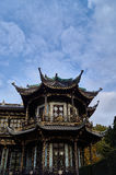 Laeken Chinese pavilion in Brussels, Belgium Royalty Free Stock Photos