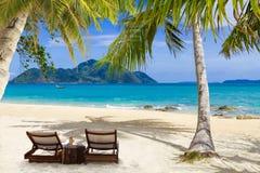 LAEM KA BEACH in Phuket island Stock Image