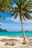 LAEM KA BEACH in Phuket island Royalty Free Stock Photography