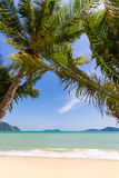 LAEM KA BEACH in Phuket island Royalty Free Stock Photo