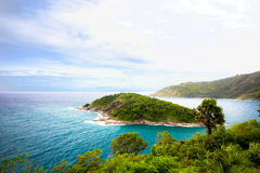 Laem Phrom Thep, Phuket Royalty Free Stock Photo