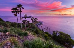 Laem Phrom Thep Royalty Free Stock Photography