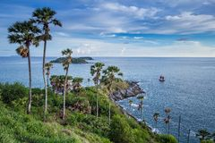 Laem Phrom Thep Royalty Free Stock Photos