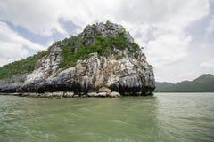 Laem Sala Beach Pran Buri in thailand Royalty Free Stock Photos