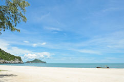 Laem Sala beach, Thailand Royalty Free Stock Photography