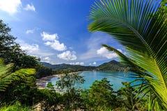 Laem Sing Beach, Phuket, Thailand Royalty Free Stock Image