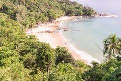 Laem Singh beach, Phuket, Thailand. It is very beautiful and peac. Eful beach Stock Photos