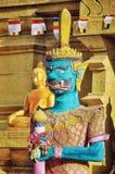 Laem Sor Pagoda in Ko Samui, Thailand Royalty Free Stock Images