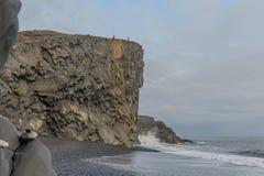 Laey de ³ de l'Islande - du Dyrhà Images libres de droits