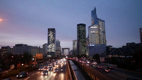 Laförsvar på natten, Paris lager videofilmer