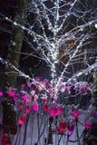 Lafarge sjöljus Royaltyfri Foto
