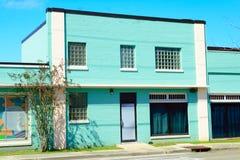 Lafayette Louisiana arkivfoton