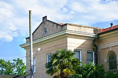 Lafayette, Louisiane stock foto