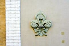 Lafayette, Louisiane royalty-vrije stock foto's