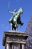 Lafayette Statue in Paris Royalty Free Stock Images