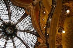 Lafayette van de koepel royalty-vrije stock afbeeldingen