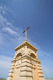 Laferla Cross, Siggiewi, Malta Stock Photo
