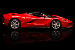 LaFerrari Fotografia Royalty Free