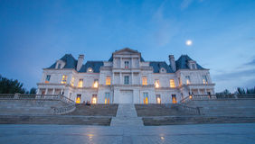 Laffitte-Schloss Stockfoto