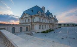 Laffitte slott Arkivfoto
