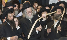 Lag Ba'omer archery Royalty Free Stock Photography
