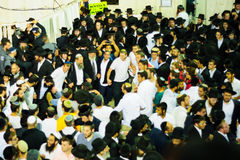 Lag BaOmer on Mount Meron 2015 Royalty Free Stock Image