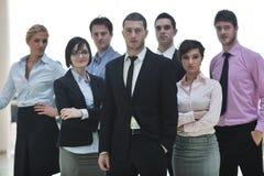 Lag för affärsfolk Arkivbilder