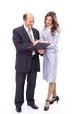 lag för affärsgrupp Royaltyfri Foto