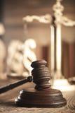 Lag- och rättvisatema Arkivbilder
