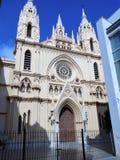 Laga ¡ van Sagradocorazon kerk-MÃ stock afbeeldingen
